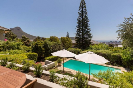 Cape Town Self Catering Accommodation - Bella Montagna