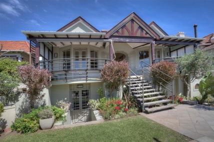 Cape Town Holiday Rental - 44 Cheviot Place