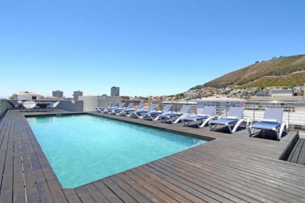 Cape Town Holiday Rental - The Hyde - Studio
