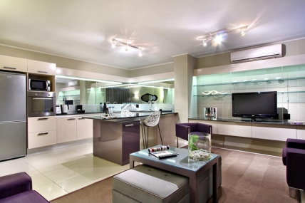 Cape Town Holiday Rental - The Hyde - Deluxe Suite