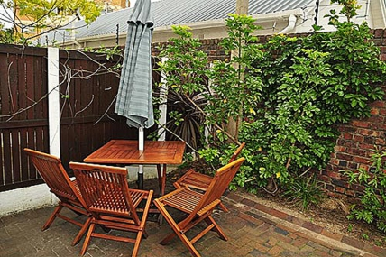 Cape Town Holiday Rental - Bradclin Sport