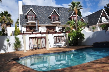 Cape Town Holiday Rental - Dark Chocolate Guesthouse