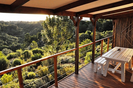 Cape Town Self Catering Accommodation - Woodlands - Double Suite