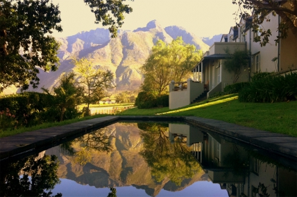 Cape Town Self Catering Accommodation - Arumvale - Rustic Cottage