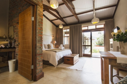 Cape Town Self Catering Accommodation - HCR - Luxury Double Room