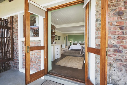 Cape Town Self Catering Accommodation - HCR - Standard Double Room