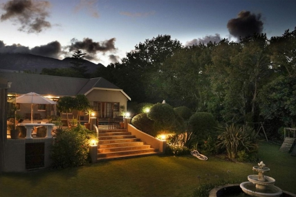 Cape Town Holiday Rental - SP - Grand Terrace Suite