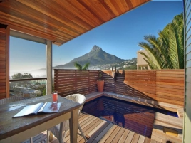 Camps Bay Self Catering – 17 Geneva - Upper