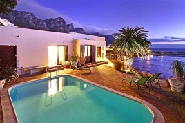 Cape Town Holiday Rental - Camps Bay Terrace Lodge