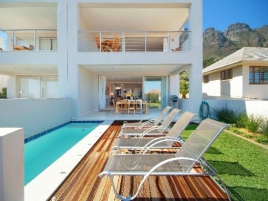 Cape Town Holiday Rental - Cape Blue