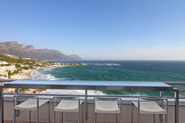 Cape Town Self Catering Accommodation - Dunmore Penthouse