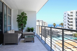 Sea Point Self Catering – Fairmont 303