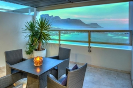 Cape Town Holiday Rental - Dunmore Skies