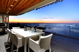 Cape Town Holiday Rental - Houghton Penthouse