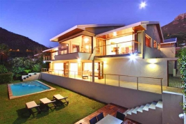 Cape Town Self Catering Accommodation - Villa Canaan