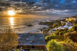 Cape Town Holiday Rentals - Houghton Steps
