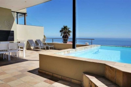 Camps Bay Self Catering – Medburn Views Penthouse