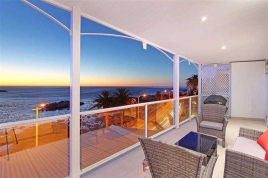 Cape Town Holiday Rentals - Nelson Villa