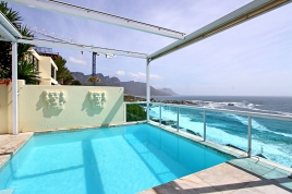 Cape Town Self Catering Accommodation - Odyssea Clifton