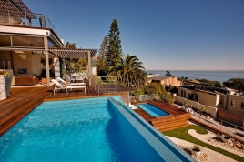 Camps Bay Self Catering – Sea and Rock Villa