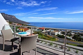 Cape Town Holiday Rentals - Sunset Cove