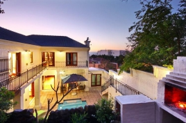 Cape Town Holiday Rental - Villa Central
