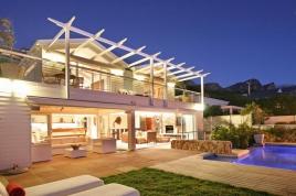 Villas Camps Bay – 12 Glen Beach - Main House