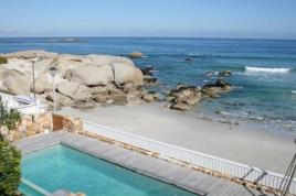 Camps Bay Accommodation – 12 Glen Beach Full House
