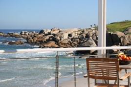 Cape Town Holiday Rentals - 12 Glen Beach Penthouse