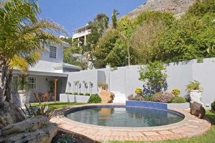 Cape Town Holiday Rental - Capeblue Manor House