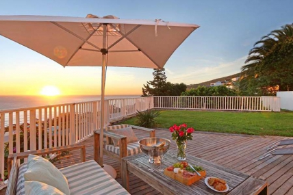 Cape Town Holiday Rentals - Hideaway Beach Villa