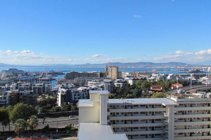 Cape Town Holiday Rentals - Harbour Terrace 53