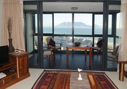 Cape Town Self Catering Accommodation - Aquarius 904