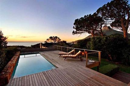 Camps Bay Accommodation - Villa Olivier
