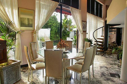 Cape Town Self Catering Accommodation - Constantia Vista - Main House
