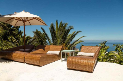 Camps Bay Self Catering - Atlantic Bay View Apartment