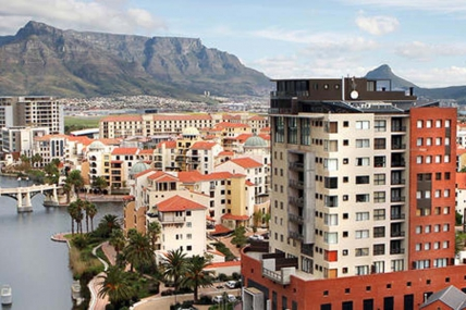 Cape Town Self Catering Accommodation - Manhattan Towers
