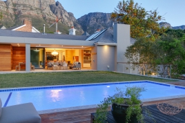 Cape Town Self Catering Accommodation - Shanklyn Villa