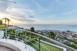 Cape Town Holiday Rental - La Grande Vue