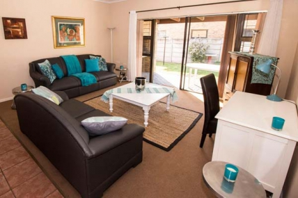 Cape Town Holiday Rental - TCV - Three Bedroom Townhouse