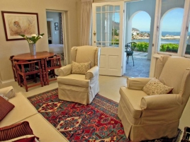 Cape Town Holiday Rentals - Bingley Place 2 Bed Garden Apartment