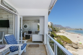 Cape Town Self Catering Accommodation - Clifton Attina
