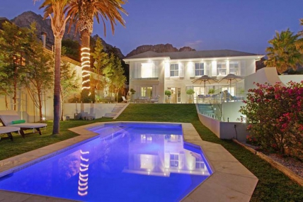 Cape Town Self Catering Accommodation - Villa Galazzio