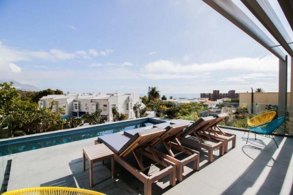 Cape Town Self Catering Accommodation - 17 Argyle Villa