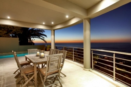 Cape Town Holiday Rentals - Villa Silva 4 Bed