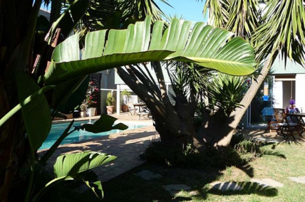 Big Bay Accommodation - Secret Garden - Orchid Luxury Apartment