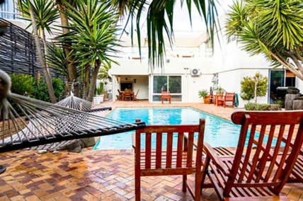 Big Bay Accommodation - Secret Garden - Gardenia Garden Apartment