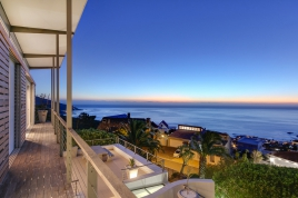 Camps Bay Self Catering – Villa Grenache