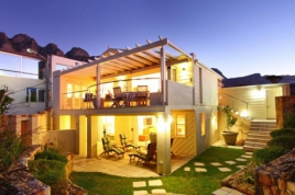 Cape Town Holiday Rentals - Beta Villa