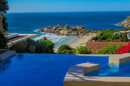 Cape Town Holiday Rental - Sea Villa On The Bend